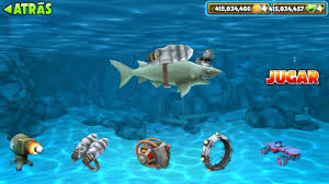 hungry shark version apk hungry shark evolution hack dinero infinito version 5 0 0 apk
