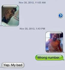 Hysterical Memes - 22 hysterical wrong number texts smosh