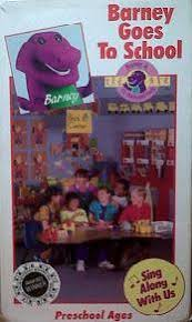 Barney And The Backyard Gang Logo Votings New Years Letter Y Barney The Other Day
