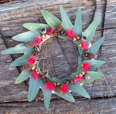wreath u2013 nature crafts for kids