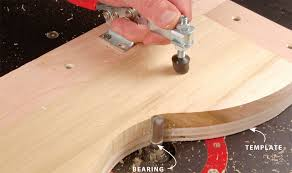 Templates For Routers | template routing popular woodworking magazine