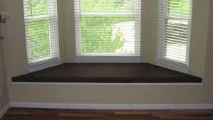 bay window seat cushions custom curtains plus st louis