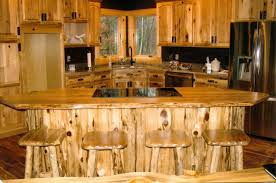 Rustic Cabinet Hardware Kitchen Design 20 Ideas For Rustic Corner Kitchen Cabinets