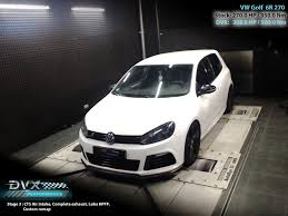 volkswagen hatchback custom dvx performance volkswagen golf 6 r20 270pk