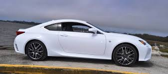 lexus sports car white 2015 lexus rc350 f sport ultra white 19