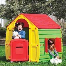 casetta giardino chicco casetta plastica giardino in vendita ebay