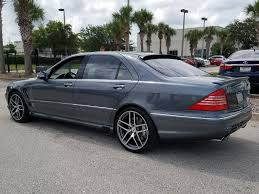 used 2006 mercedes benz s65 6 0l amg sedan special edition for