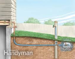 Connect Garden Hose To Outdoor Faucet How To Install An Outdoor Faucet Family Handyman