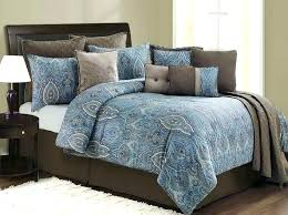 Blue And Brown Bed Sets Fancy Bedding Bed Cover Fancy Nursery Bedding Sets Lapservis Info