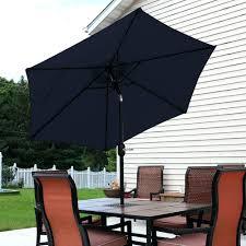 Patio Umbrella White Pole Navy Blue Patio Umbrella Pioneerproduceofnorthpole