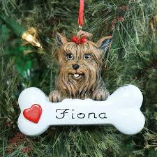 terrier personalized ornament giftsforyounow