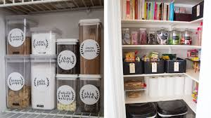 how to organize kitchen cabinets with food 29 easy ways to organize your kitchen pantry