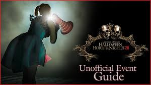 fast pass halloween horror nights halloween horror nights 26 guide houses u0026 scare zones youtube