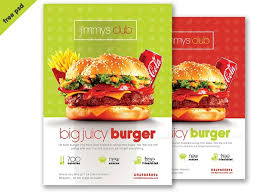 20 printable free psd restaurant menu maker templates print