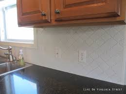 White Tile Backsplash Kitchen Tile Backsplash Life On Virginia Street