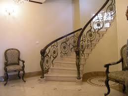 Pillar Designs For Home Interiors Wood Glass Contemporary Stair Railing Pillar Design Decorcraze