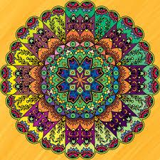 amazon mandalas coloring book 24 colored