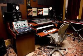 Music Production Desk Plans Music Production Desk Furniture Home Design Ideas