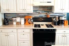 easy kitchen backsplash easy kitchen backsplash ideas save some by painting your