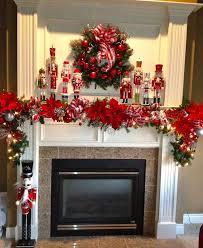 28 christmas mantel decorating ideas hgtv christmas mantel decor