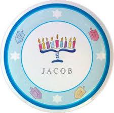 hanukkah plates children s plates placemats and bowls