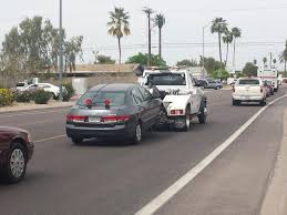 towing with honda accord abc15 viewer sent in of the honda accord believed to be