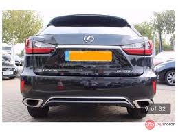 lexus suv malaysia 2016 lexus rx for sale in malaysia for rm402 000 mymotor