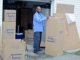 Relocation Estimate by Santiego Moving Services