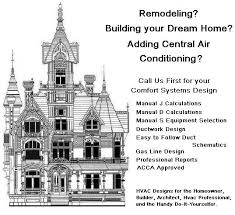 Quality Comfort Systems Hvac Design Air Conditioning And Heating Systems For A