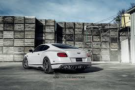 bentley gtc custom white bentley continental gt v8s adv05r m v2 cs adv 1 wheels