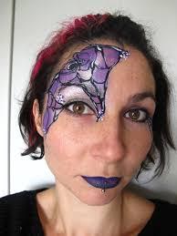 spider web face paint tutorial coochiecrunch