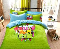 Spongebob Bedding Sets Spongebob Bed Set Image Of Toddler Bed Comforter Set Spongebob