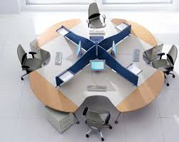 Oval Office Layout Entrancing 20 Modern Office Layout Ideas Decorating Design Of