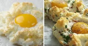 cuisiner des oeufs les cloud eggs cette ère de cuisiner les oeufs va