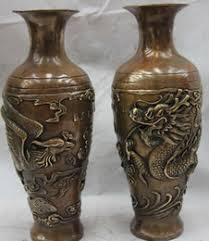 Copper Flower Vase Discount Copper Flower Vase 2017 Copper Flower Vase On Sale At