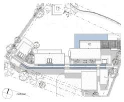 gallery of spine wall house drew architects 16