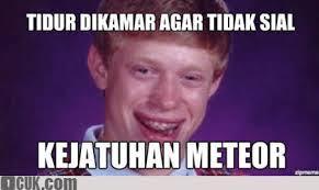 Arti Meme - blogdynamic indonesia arti blb bad luck brian dalam meme