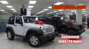 jeep wrangler lease location jeep wrangler 2018 chez landry auto jeep laval youtube