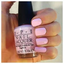 opi hair color opi s mod about you the perfect pastel pink polish my all