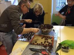 cours de cuisine belfort vos événements en images atelier cuisine les chocolats de noël