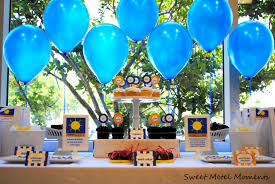 high school graduation party decorating ideas sweet metel moments brody s preschool graduation party free