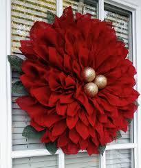 christmas wreaths 25 beautiful christmas wreaths wreaths poinsettia and craft