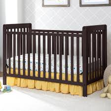 Toddler Bedding For Convertible Cribs by Delta Children Bennington Classic 3 In 1 Convertible Crib Dark
