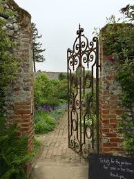 Walled Garden For Sale by Onion Domes On Golden Lane Wiveton Hall Walled Garden