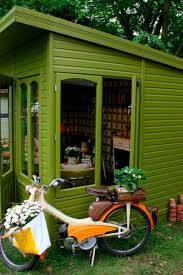 why she sheds are the new man caves
