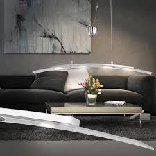 Lampen F Wohnzimmer Led Elegante Hängeleuchte Mit 4 X 5 Watt Led Strahlern Lampen U0026 Möbel