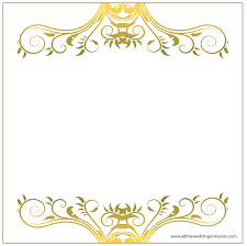 Borders For Invitation Cards Free Wedding Invitation Borders Free Download Wedding Invitations