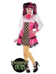 Scary Halloween Costumes Walmart Monster Costumes Rubies Monster Catrine Demew Child