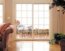 Patio Doors With Windows Patio Doors And French Doors