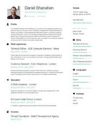 resume with picture template 49 modern resume templates that get you hired fancy resumes